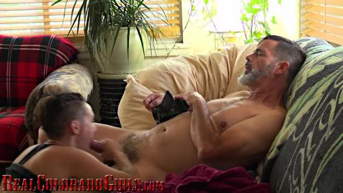 Richard Nailder, Kat Cummings - Explosive Cumshot In My Roommate's Eye [FullHD 1080P]