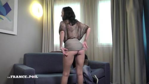 Mya - He gives his beautiful brunette girlfriend and watches her getting screwed by a big black dick [SD 406P]