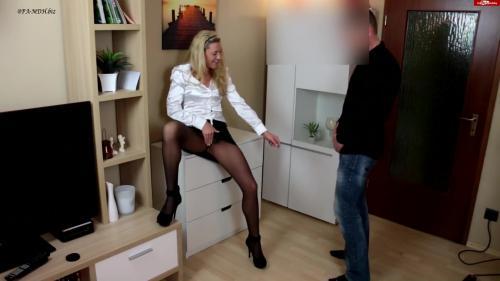 Daynia - Beine breit - Immer fick-Bereit [FullHD 1080P]