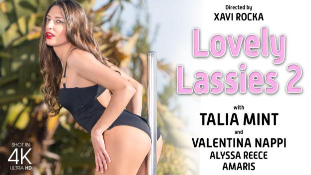 Private Corporate Lovely Lassies 2 XXX 720p MP4-KTR
