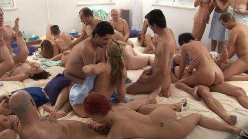 Czech Mega Swingers 2 part 1