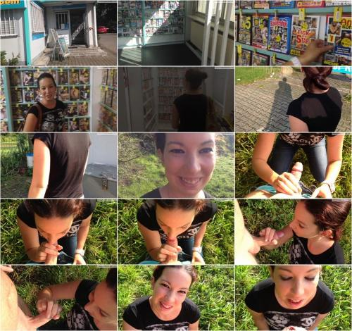 SWEET-MELLI - Videothek, angequatscht und abgelasen [HD 720P]