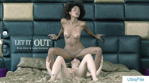 Luna Corazon, Rina Ellis – Let It Out (Babes.com)