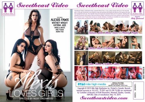 SweetheartVideo Alexis Loves Girls XXX 720p MP4-KTR