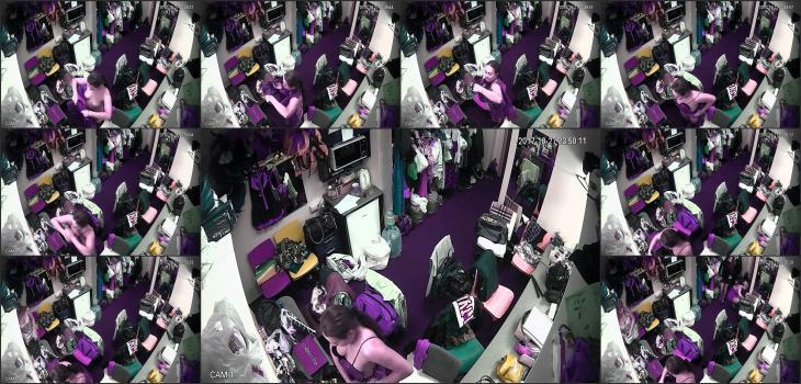 Dressing room Strip club_111