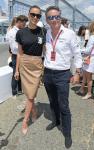 Irina Shayk - Formula E 2019 New York City July 14th 2019.