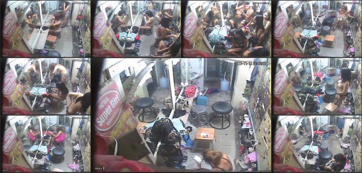 Dressing room Strip club_123