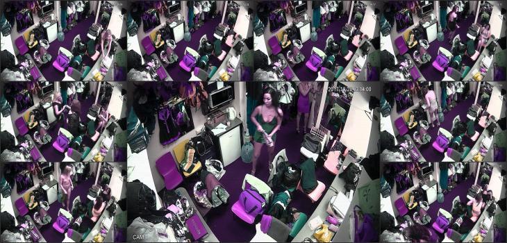 Dressing room Strip club_133