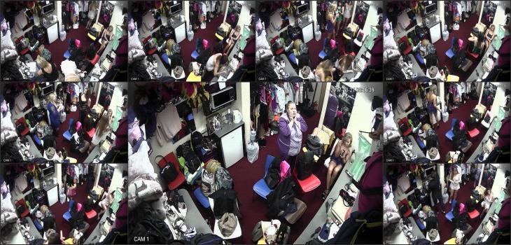 Dressing room Strip club_168