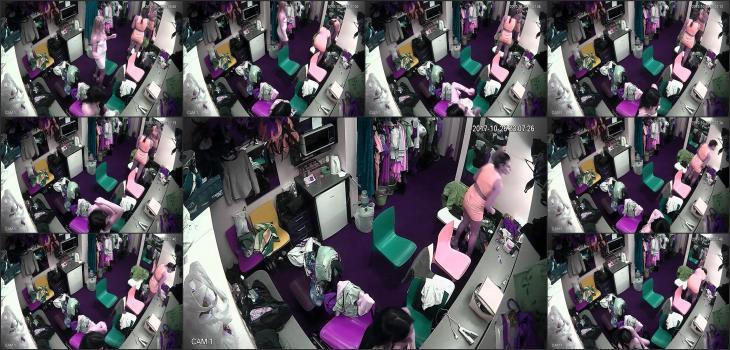 Dressing room Strip club_176
