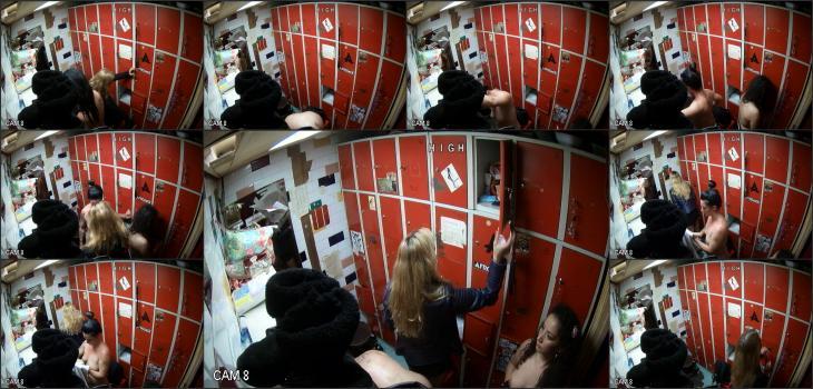 Dressing room Strip club_187