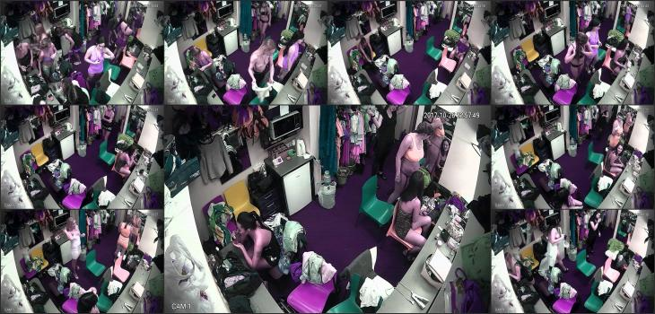 Dressing room Strip club_199