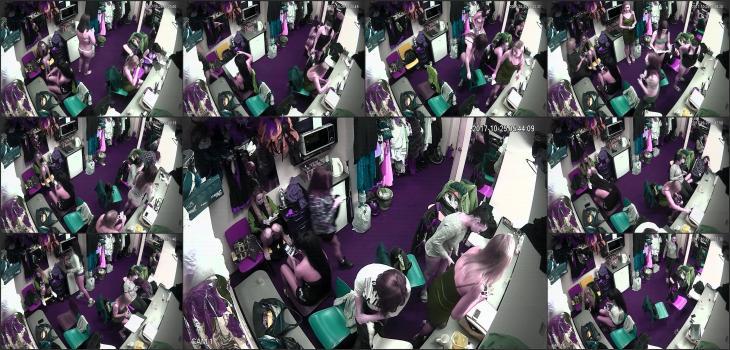 Dressing room Strip club_291