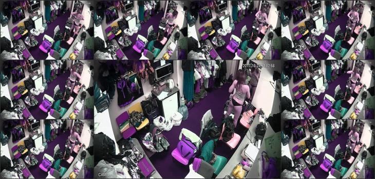 Dressing room Strip club_301