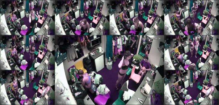 Dressing room Strip club_308