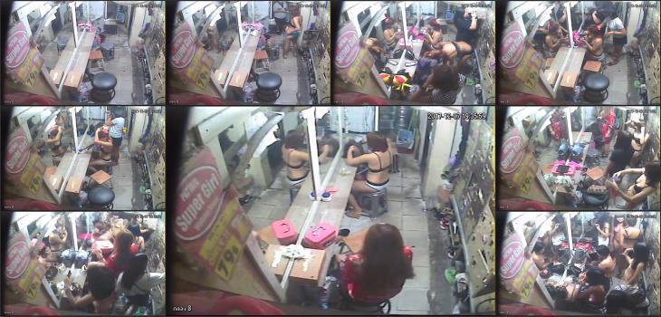 Dressing room Strip club_338