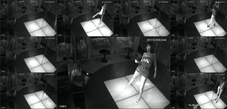 Dressing room Strip club_343
