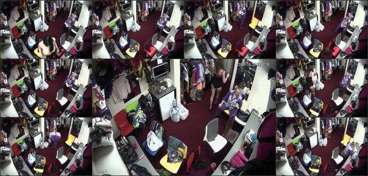Dressing room Strip club_385