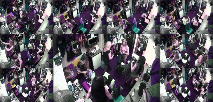 Dressing room Strip club_388