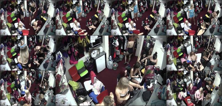 Dressing room Strip club_428