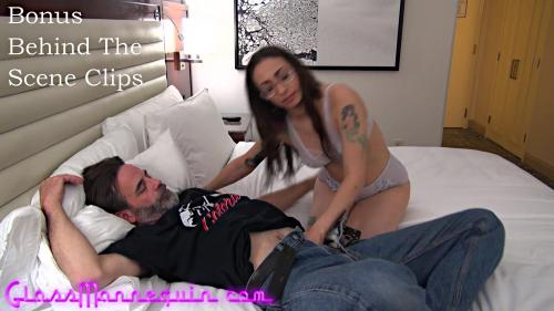 Richard Nailder, Kat Cummings - Hot Latina Hooker's Hairy Pussy Destroyed By Old White Cock [FullHD 1080P]