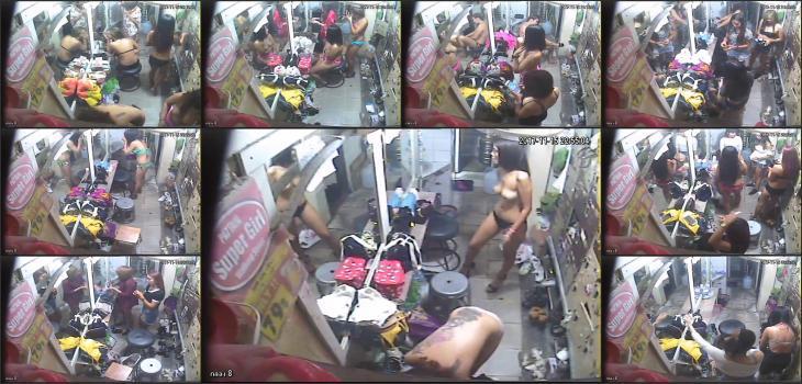 Dressing room Strip club_471