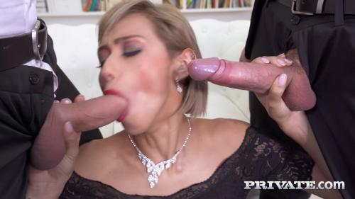 Veronica Leal Debuts With Dp And Squirting [FullHD 1080P]