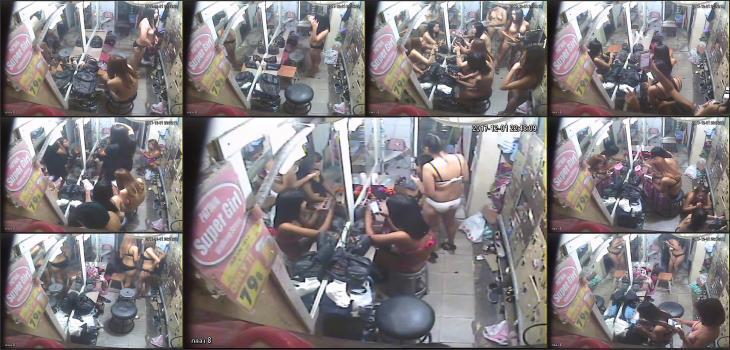 Dressing room Strip club_558