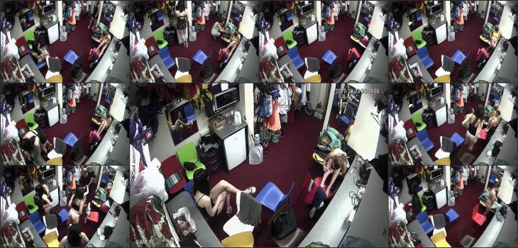 Dressing room Strip club_602