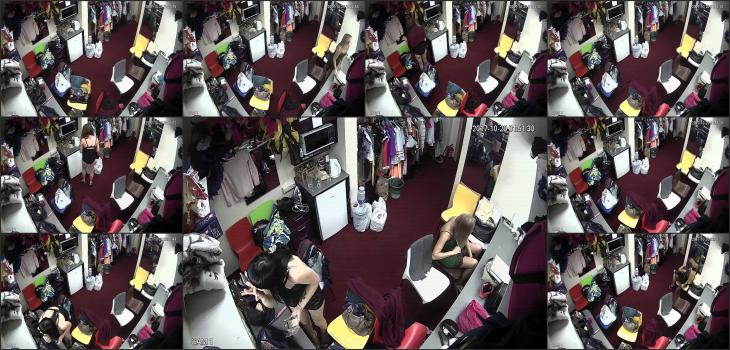 Dressing room Strip club_614