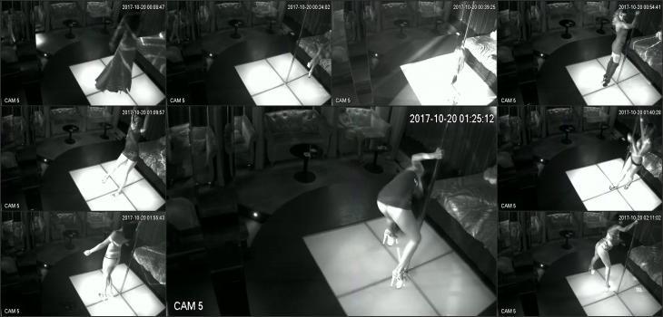 Dressing room Strip club_693