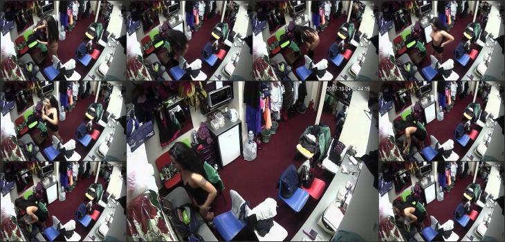 Dressing room Strip club_7