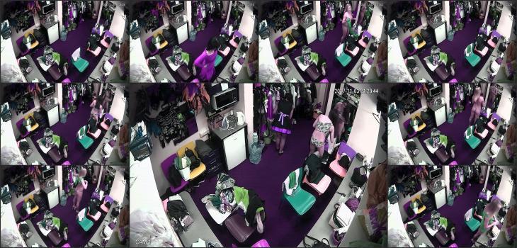 Dressing room Strip club_703