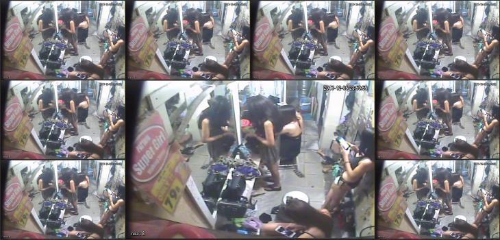 Dressing room Strip club_705