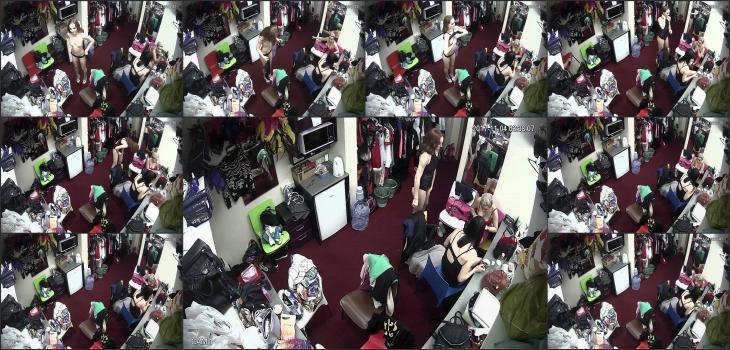 Dressing room Strip club_713