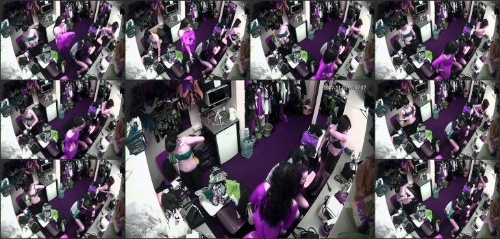 Dressing room Strip club_754