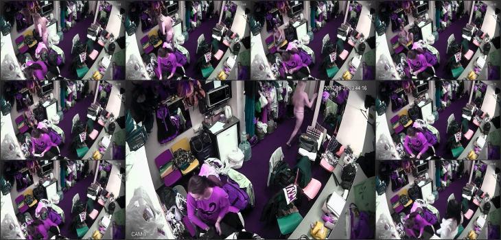 Dressing room Strip club_755