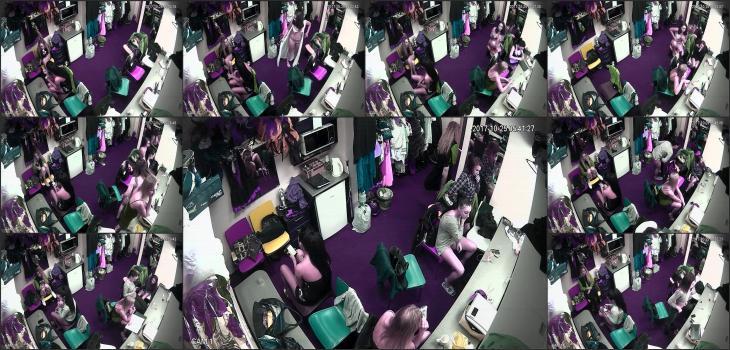 Dressing room Strip club_756