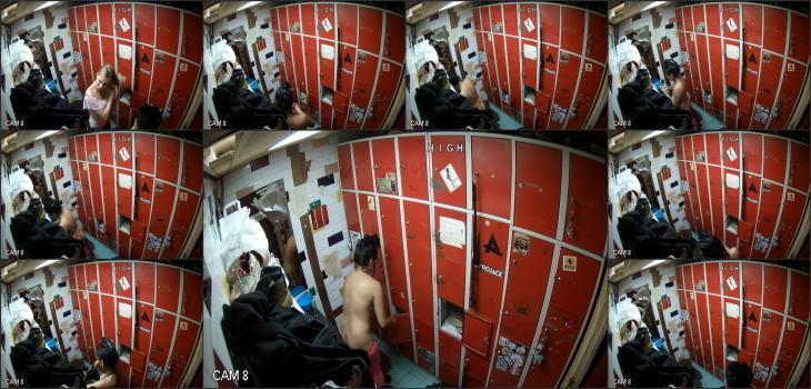 Dressing room Strip club_771