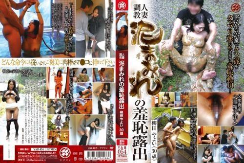 [YAB-054] Yanagida Yayoi ???? ????????? 30? ?? 127? Wife Public Sex Wet & Messy (Fetish)