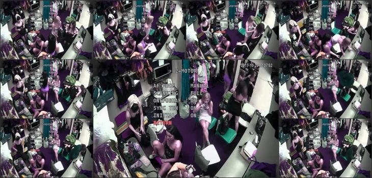 Dressing room Strip club_783