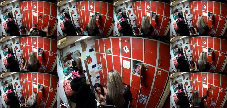 Dressing room Strip club_786