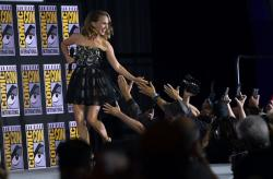 Natalie Portman - Marvel presentation at Comic Con 2019 in San Diego 07/20/2019