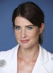 Cobie Smulders - 'Stumptown' Portraits at Comic-Con International in San Diego 07/19/2019