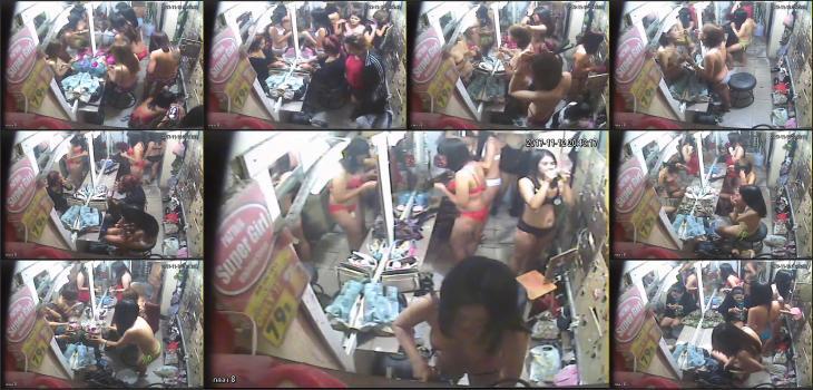 Dressing room Strip club_902