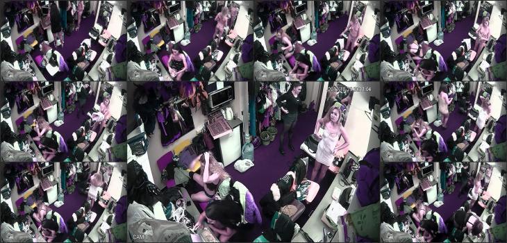 Dressing room Strip club_903