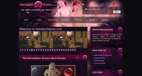 Member3DPorn.com – SITERIP (HD)