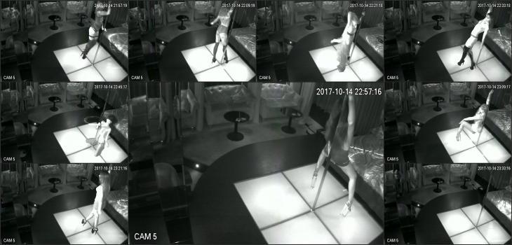 Dressing room Strip club_962