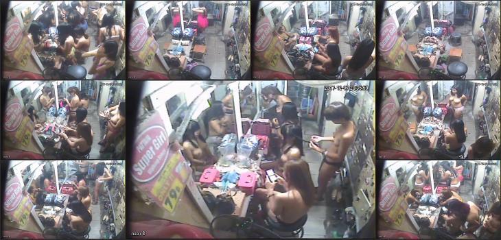 Dressing room Strip club_966