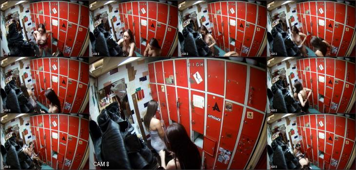 Dressing room Strip club_979